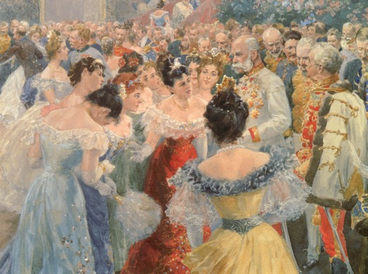 The State Ball - Willhelm Gause